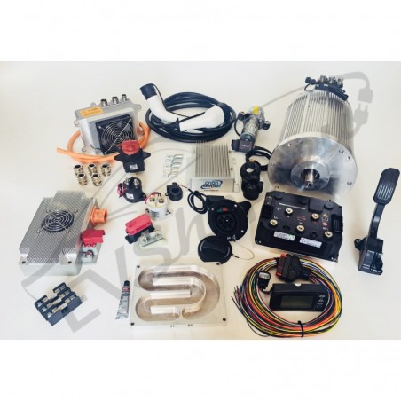 144V 88kW EV Conversion Kit with BMWi3 modules