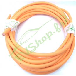 35mm² orange shielded cable